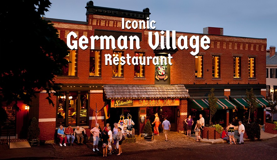 Iconic German Village Restaurant